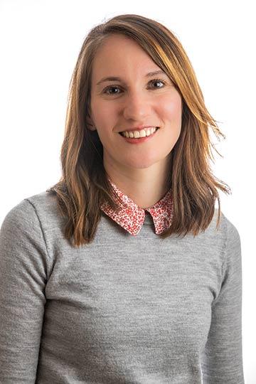 Alena Sebacus - CADES Director of Operations & Admissions